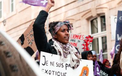 Die Frauen afrikanischer Abstammung  angesichts von Covid-19