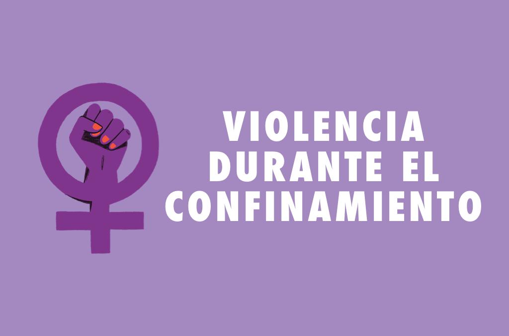 Ayuda para las personas que sufren violencia doméstica en tiempos de distanciamento físico